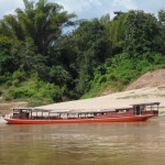 Mekong River Slow Boat
