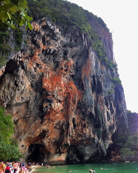 Phra Nang Cave on Railay