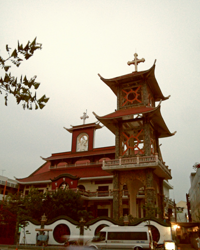 Church in Saigon