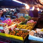 Fruit at Krabi City Market
