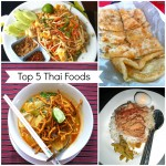 Top 5 Thai Food