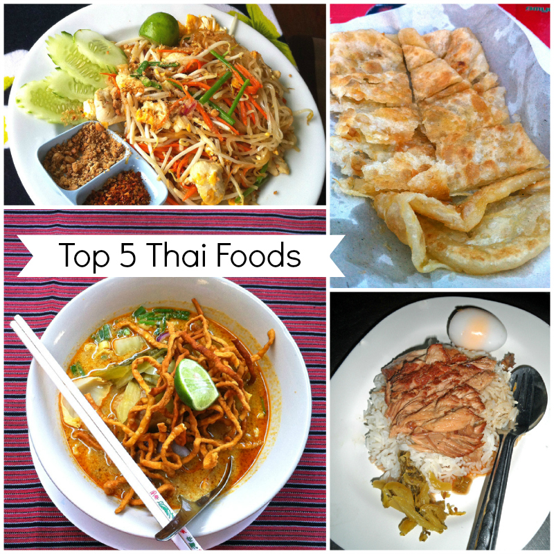 my favorite thai food Whip up these 5 classic dishes, from pad thai to coconut soup.