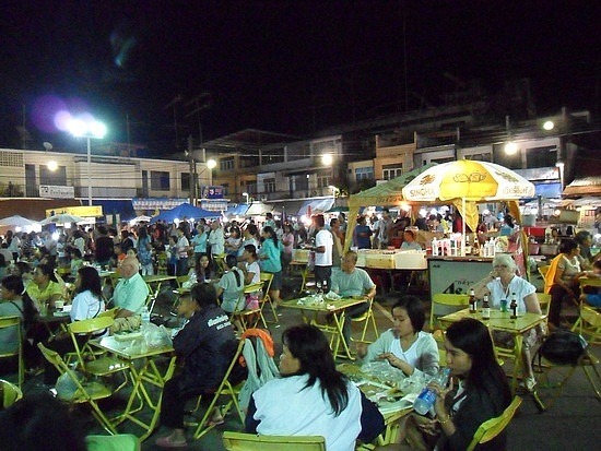 Walking Street Krabi | a Nomad's Dream