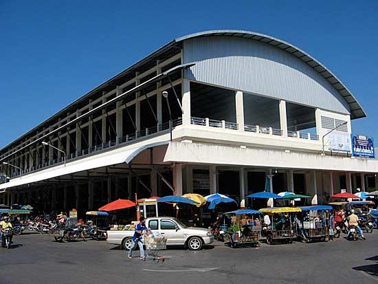 Maharaj Market Krabi | a Nomad's Dream