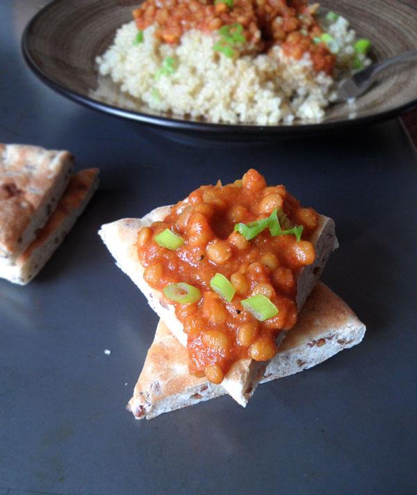 Thai Inspired Lentil Curry | aNomadsDream.com