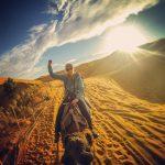 Desert-camel-Morocco