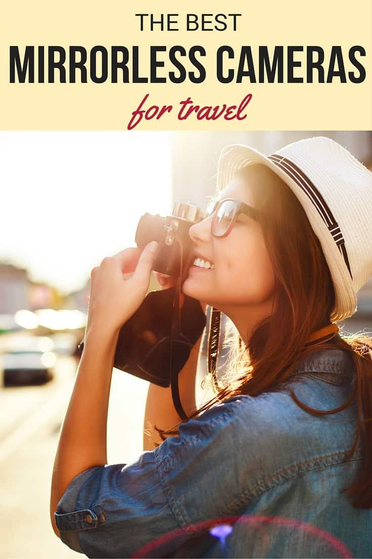 Best Mirrorless Cameras for Travel